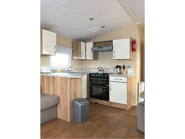 Excellent UK Private Static Caravan Holiday Hire At Beachside Brean Sands