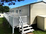 UK Private Static Caravan Hire at Bideford Bay, Bucks Cross, Bideford, Devon