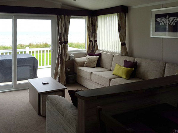 UK Private Static Caravan Holiday Hire at Craig Tara, Ayr, Ayrshire, Scotland