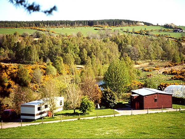 UK Private Static Caravan Holiday Hire at Laikenbuie, Nairn, Nairnshire, Scotland