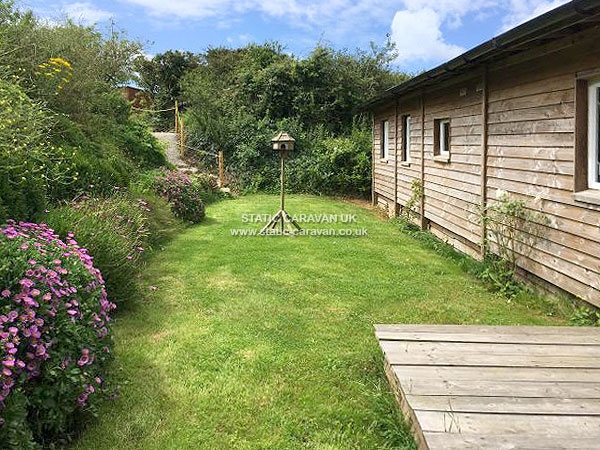 UK Private Static Caravan Holiday Hire at Lower Kenneggy Farm, Rosudgeon, Penzance, Cornwall