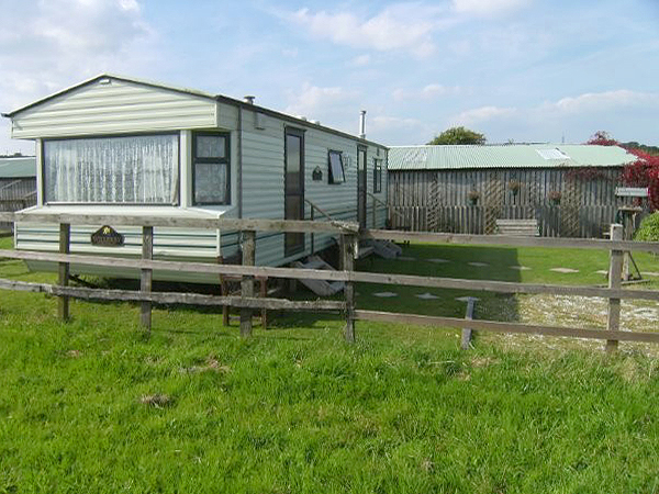 Popular Holiday Caravans Located In Par Sands  Cornwall