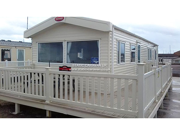Model  Caravan Holiday Hire At Palins Kinmel Bay Towyn Conwy North Wales