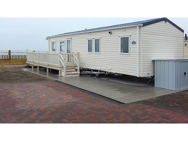 Amazing Berth Caravan For Hire In Rhyl