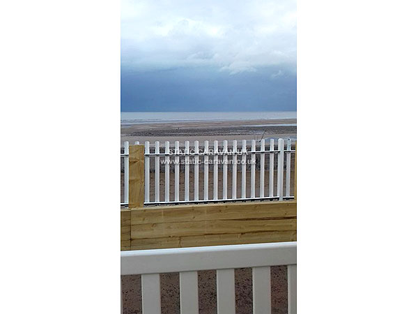 Innovative It Has Its Own Beach, A  HOME  SeaBreeze Caravan Hire Towyn SeaBreeze Is A Well Presented 36ft X 10ft Caravan Which Is Located On A Small Family Run Park In Towyn On The North Coast Of Wales Surrounded By Various  Look For A