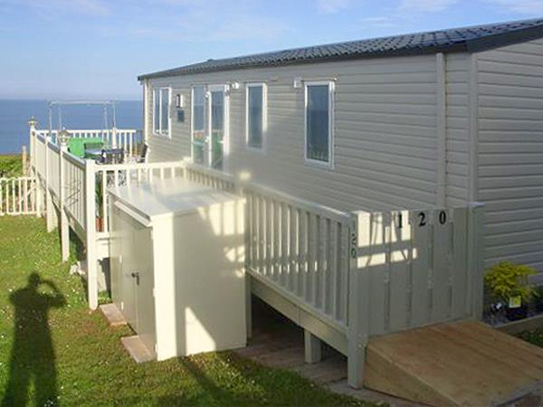 Creative  Static Caravan Holiday Hire At Hoburne Devon Bay Paignton Devon