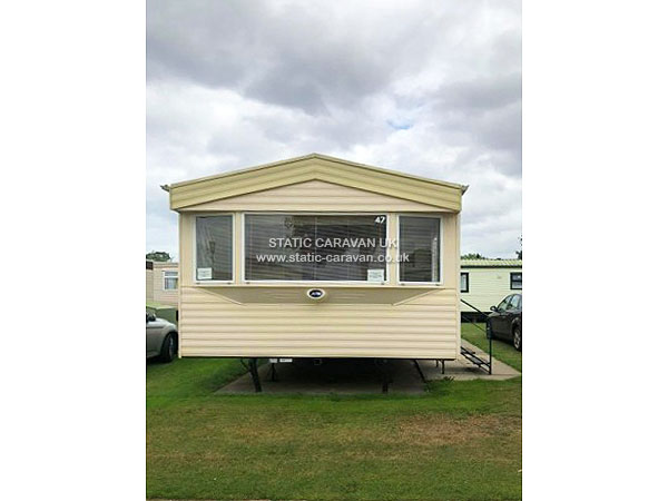 UK Private Static Caravan Holiday Hire at Newport Park, Hemsby, Great Yarmouth, Norfolk