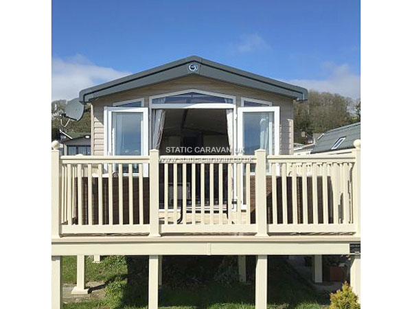 Fantastic Static Caravans For Sale At Kiln Park Holiday Centre In South Wales