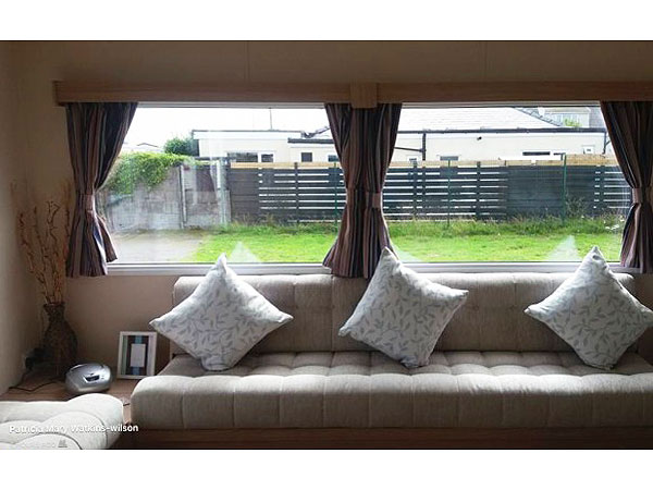 UK Private Static Caravan Holiday Hire at Sunnyvale, Kinmel Bay, Rhyl, Denbighshire, North Wales