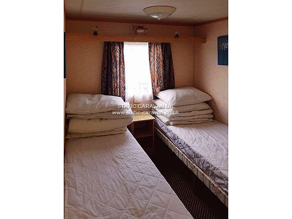 UK Private Static Caravan Holiday Hire at Seldons Golden Gate, Towyn, Conwy, North Wales