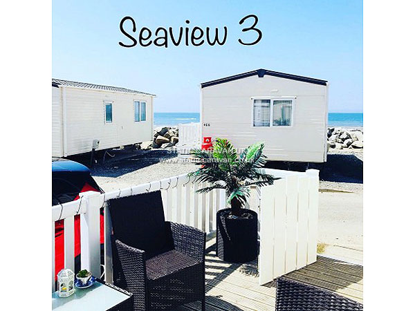 UK Private Static Caravan Holiday Hire at Sunnysands, Talybont, Barmouth, Gwynedd, West Wales