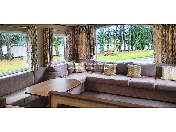 UK Private Static Caravan Holiday Hire at Newquay Park, Newquay, Cornwall