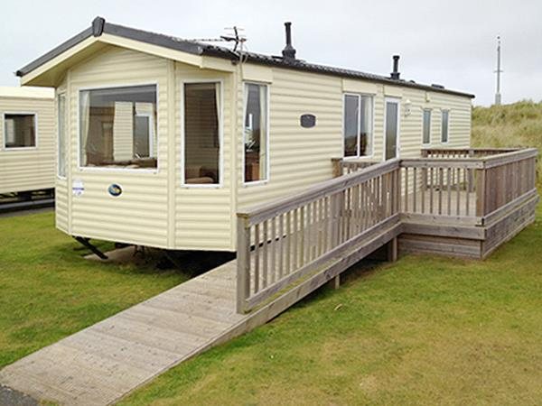 pet friendly caravan hire at perran sands perranporth