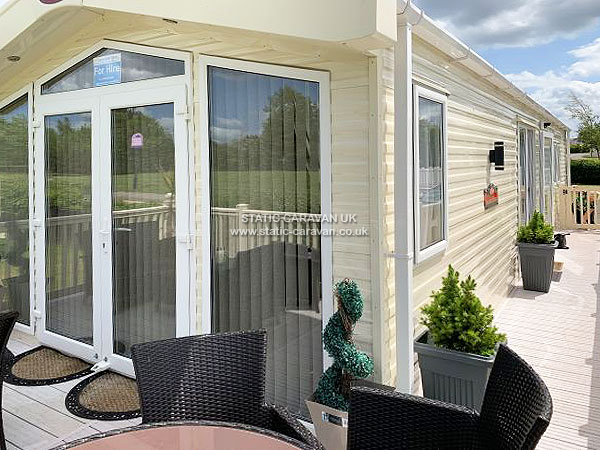 UK Private Static Caravan Holiday Hire at Primrose Valley, Filey, Scarborough, North Yorkshire