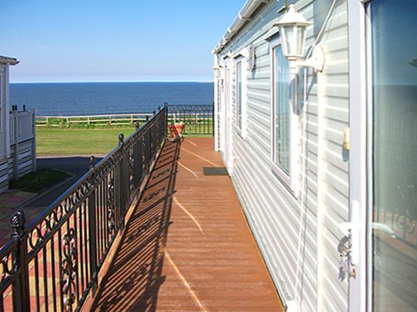 UK Private Static Caravan Holiday Hire at Crimdon Dene, Hartlepool, County Durham