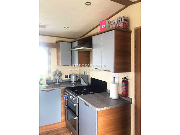 UK Private Static Caravan Holiday Hire at Eyemouth, Berwickshire, Scotland