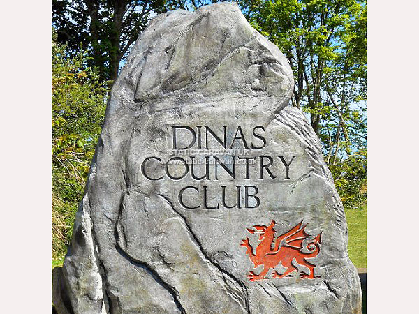 UK Private Static Caravan Holiday Hire at Dinas Country Club, Dinas Cross, Newport, Pembrokeshire, South Wales