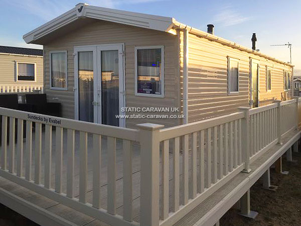 Amazing  Caravan Holiday Hire At Palins Kinmel Bay Towyn Conwy North Wales