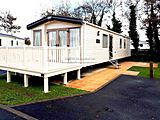 UK Private Static Caravan Hire at Kiln Park, Tenby, Pembrokeshire, South Wales