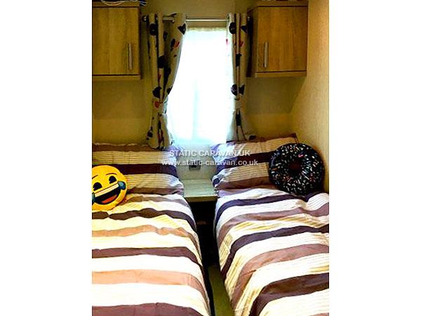 UK Private Static Caravan Holiday Hire at Kiln Park, Tenby, Pembrokeshire, South Wales