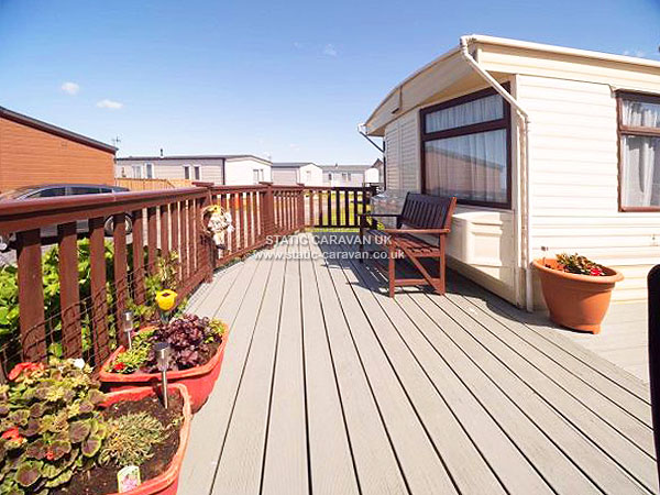 UK Private Static Caravan Holiday Hire at Sunbeach, Llwyngwril, Nr Barmouth, Gwynedd, West Wales
