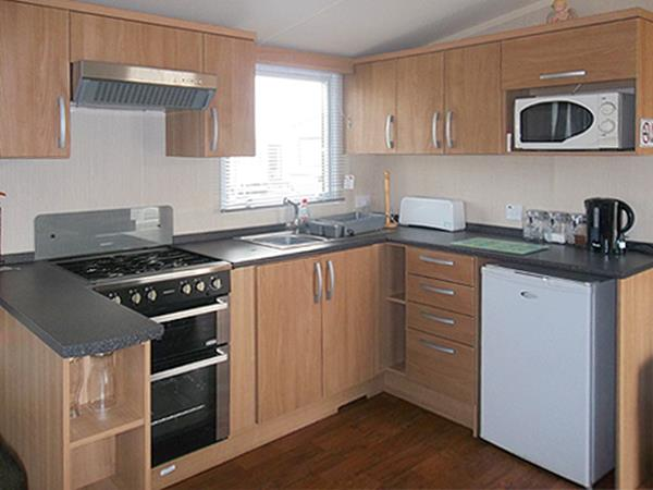 Simple Static Caravan Holiday Rent At Sunnysands Near Barmouth