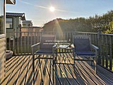 UK Private Static Caravan Hire at Clarach Bay, Aberystwyth, Ceredigion, West Wales