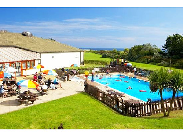 UK Private Static Caravan Holiday Hire at Landscove, Berry Head, Brixham, Devon
