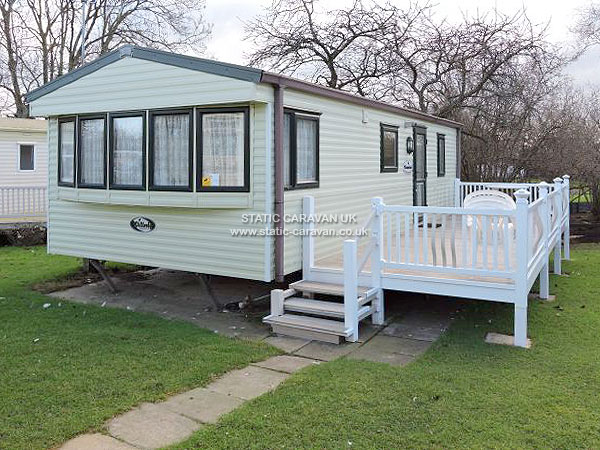UK Private Static Caravan Holiday Hire at Tanpits Cider Farm, Bathpool, Taunton, Somerset