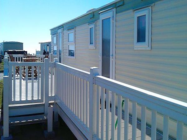 Awesome  Private Static Caravan Hire At Devon Cliffs Sandy Bay Exmouth Devon