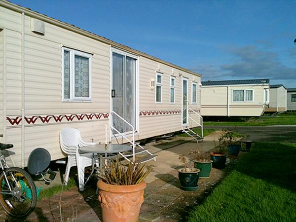 Elegant To Our Corner Of Heaven We Have A 2 Bedroom Static Caravan For Hire