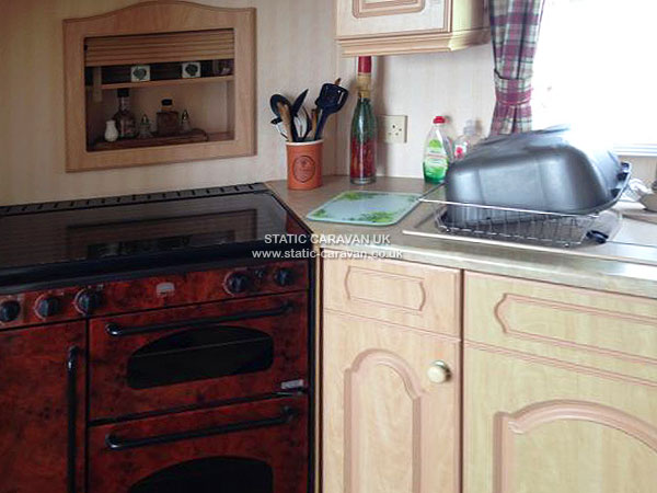 Popular Caravan To Rent Direct From Owner At Haven Church Farm Holiday Village