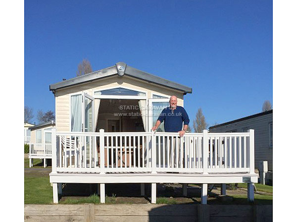 Luxury UK Private Static Caravan Holiday Hire At Rockley Park Poole Dorset
