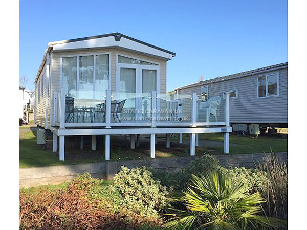 UK Private Static Caravan Holiday Hire at Rockley Park, Poole, Dorset