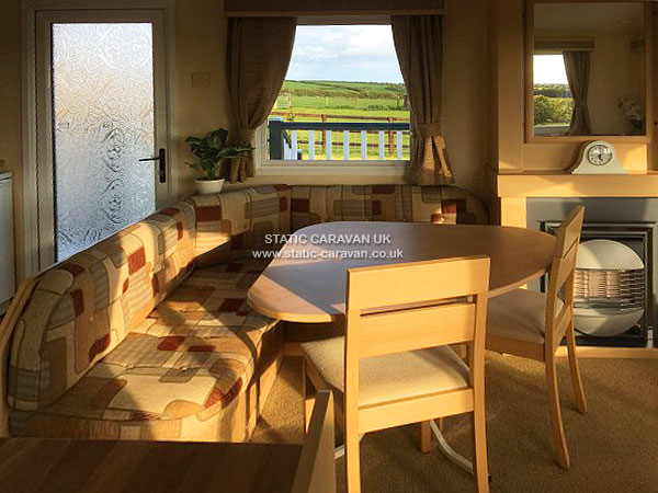 UK Private Static Caravan Holiday Hire at Llanfwrog, Llanfaethlu, Holyhead, Anglesey, North Wales