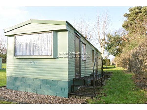 UK Private Static Caravan Holiday Hire at Bridleways, Mansfield, Nottinghamshire