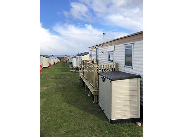 Cool The Gap Cromer Static Caravan Holiday Rent In Norfolk
