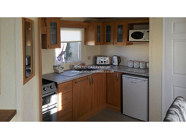 UK Private Static Caravan Holiday Hire at Newton Hall, Blackpool, Lancashire