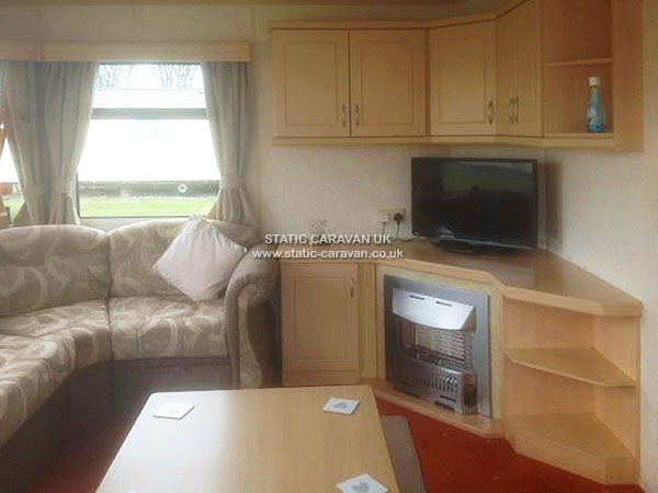 UK Private Static Caravan Holiday Hire at Coral Beach, Ingoldmells, Skegness, Lincolnshire