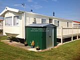 UK Private Static Caravan Hire at Richmond Holiday Centre, Skegness, Lincolnshire