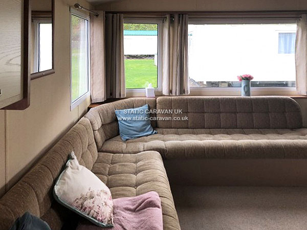 UK Private Static Caravan Holiday Hire at Bryn Morfa, Conwy, North Wales