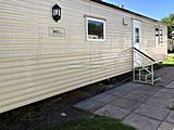 UK Private Static Caravan Hire at Bryn Morfa, Conwy, North Wales