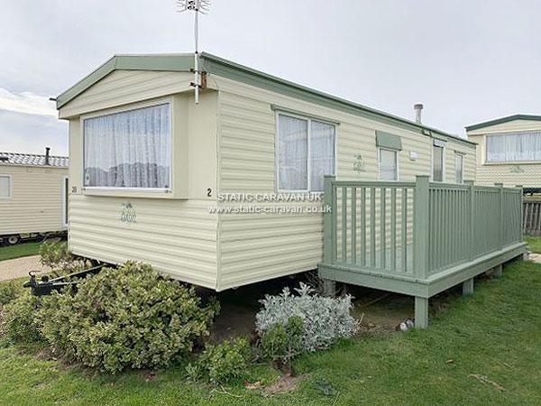 Elegant Caravan Holiday Rental At The Gap Cromer In Norfolk