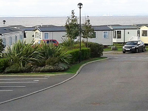 UK Private Static Caravan Holiday Hire at Doniford Bay, Watchet, Nr Minehead, Somerset