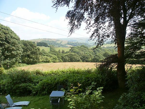 UK Private Static Caravan Holiday Hire at Woodland Waterfalls, Llanidloes, Powys, Mid Wales