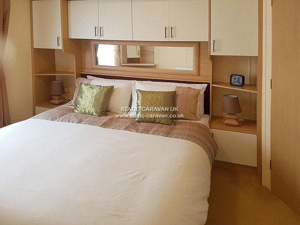 UK Private Static Caravan Holiday Hire at Golden Sands, Dawlish Warren, Devon