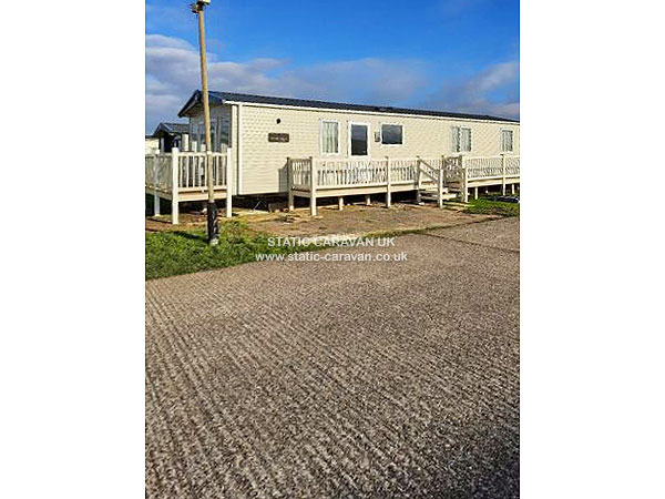 New Private Static Caravan For Hire At Combe Haven