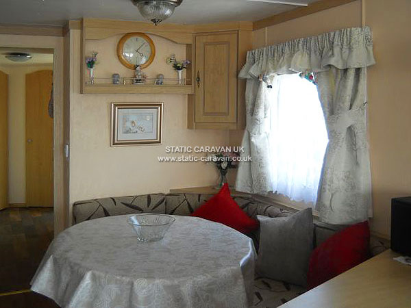 UK Private Static Caravan Holiday Hire at The Grange, Ingoldmells, Skegness, Lincolnshire