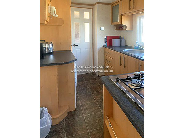 Original  Static Caravan Holiday Hire At Golden Sands Dawlish Warren Devon