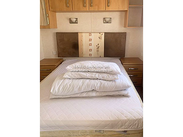 Popular  Static Caravan Holiday Hire At Golden Sands Dawlish Warren Devon